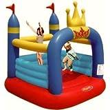 Mini Castillo Hinchable - Crown Jumping Castle