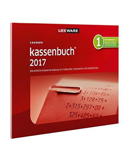 Lexware Kassenbuch 2017 Jahresversion (365-Tage) (Frustfrieie Verpackung)
