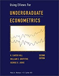 Undergraduate Econometrics: Eviews
