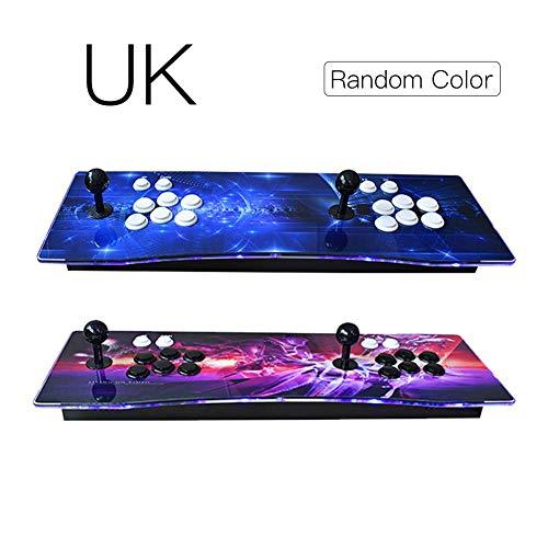 Preisvergleich Produktbild 3D Pandora Box Arcade Videospiel Console1080P Startseite Arcade Moonlight Box 5S Street Fighter Doppelspieler Kampfmaschine Rocker Griff Spiel für PC / Laptop / TV / PS3.
