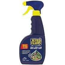 Jeyes Líquido listo para usar multiusos para exteriores (en spray, 750ml