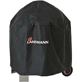 Landmann Wetterschutzhaube Quality, Schwarz, 72 x 61 x 102 cm