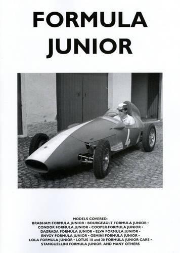 Formula Junior por Colin Pitt