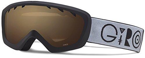 Giro Kinder Skibrille schwarz Einheitsgröße
