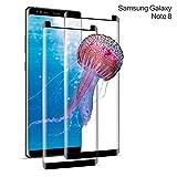 DOSNTO Verre Trempé Samsung Galaxy Note 8, [2 Pcs] 3D Ultra Résistant HD Film...