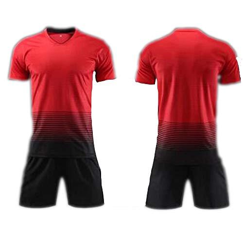 Fußballbekleidung, Fußballverein Manchester United Football Club, Fußballsportbekleidung, Fußball-T-Shirts für Erwachsene und Kinder-S -