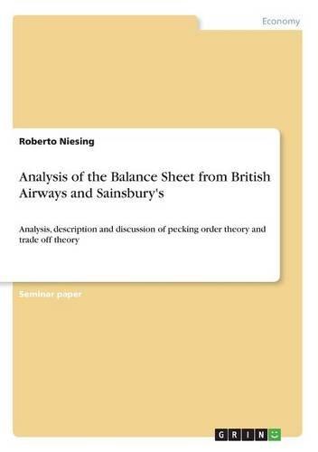 analysis-of-the-balance-sheet-from-british-airways-and-sainsburys
