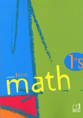 Radial Math 1e S