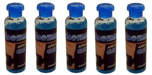 ABGYMNIC - Gel conducteur - Lot de 5 x 100 ml
