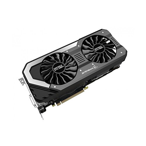 Price comparison product image Palit GeForce GTX 1080 Ti 11GB Jetstream Edition Boost Graphics Card