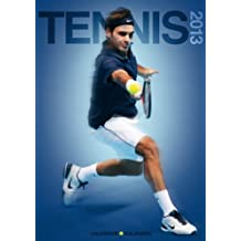 Tennis Official 2013 Calendar