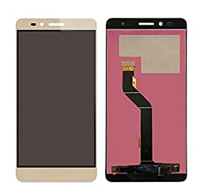 PREVOA ® ? Honor 6X - LCD Display Touchscreen Bildschirm Komplettset LCD Lens Touch Screen LCD Display Digitizer Assembly Replacement - Gold