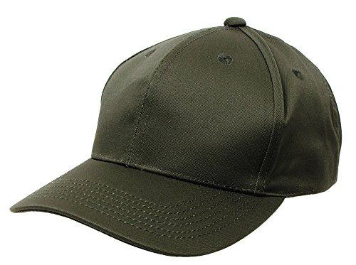US ARMY Basecap Baseball Cap oliv Oliv Us-baseball-kappen