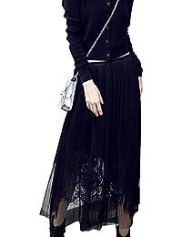 best loved 65b59 2f845 Suchergebnis auf Amazon.de für: damen spitzenrock schwarz ...