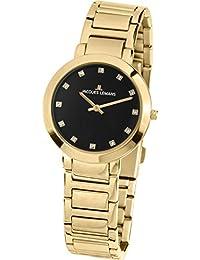 Jacques Lemans Damen-Armbanduhr 1-1842.1K