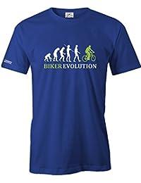 BIKER EVOLUTION - HERREN - T-SHIRT