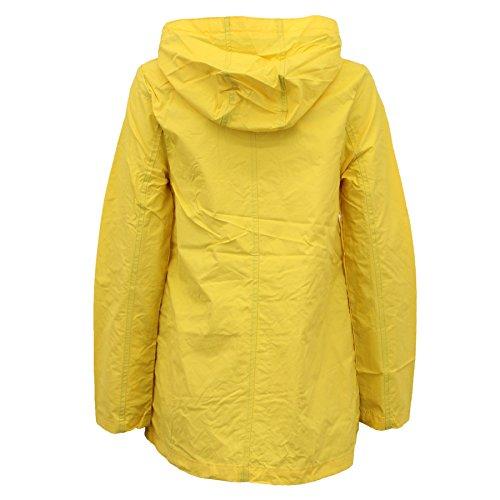SheLikes Damen Jacke * Einheitsgröße Yellow (Digger Style)