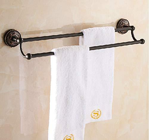 Amgend Modernes Öl Rieb Bronze Handtuchhalter Halter Handtuchhalter (Rieb öl Bronze Handtuchhalter)