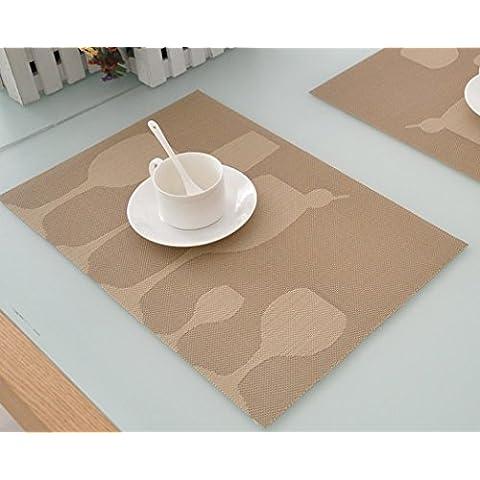 Yifom Tappetini di Creative Western pad tappetini