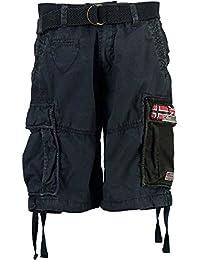 9eeada19651d Geographical Norway Paragone Men Cargo Shorts Bermuda Summer Pants