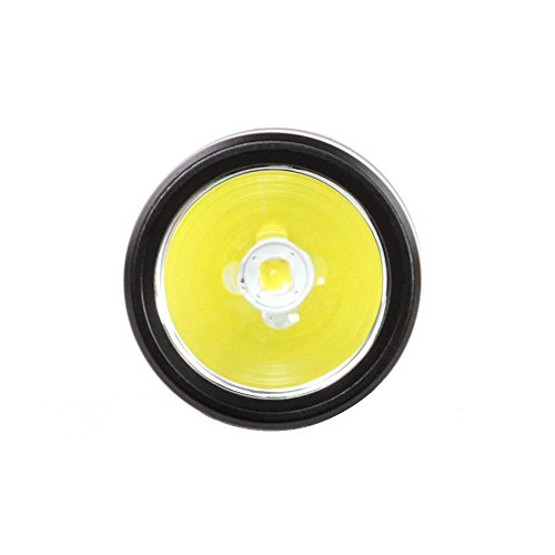 ThruNite® TN12 2016 XP-L Max 1100 Lumen EDC Die Outdoor-Taschenlampe fuer jedermann! Unser Dauerbrenner! Viel Lumen fuer wenig Geld. Einfache Handhabung, kompakte Abmessungen, wasserfest, Strobe, 5-Betriebsstufen mit 'Memory', hochwertiges Zubehoer. Werte, die fuer sich sprechen. Die preiswerteste und leistungsfaehigste Alltagslampe derzeit am Markt! (TN12 XP-L KaltWeiß) - 8