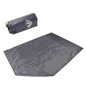 FairytaleMM OUTAD Mantas Impermeables portátiles ultraligeras 210D Oxford Cloth Beach Carpa Mat para Acampar al Aire… 14