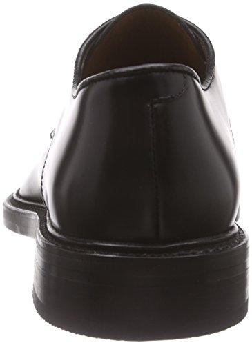 Lottusse L6710-00503-01, Derby homme Noir (JOCKER PELAR NEGRO)