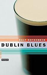 Dublin Blues. (Rotbuch)