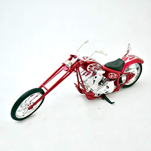 CHOPPERS CUSTOM V-TWIN rouge 1/12