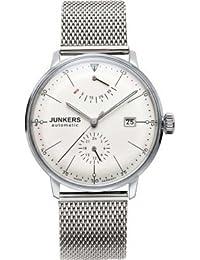 Junkers Herren-Armbanduhr Analog Automatik Edelstahl 6060M5