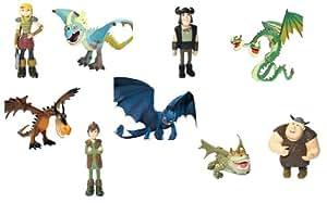 Drachenzähmen Leicht Gemacht Figuren