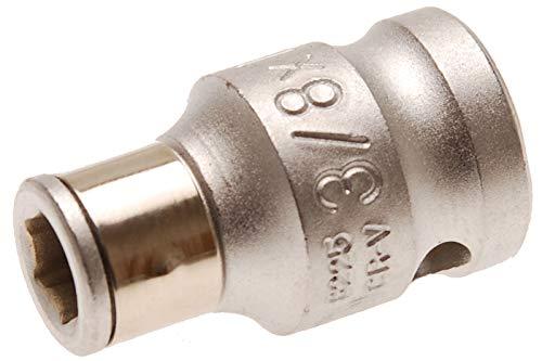 BGS 8225 | Bit-Adapter mit Haltekugel | Innenvierkant 10 mm (3/8
