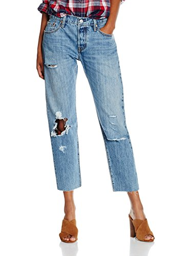 Levis Jeans 501 Ct Jeans for Women Mittelblau Size is not in Selection DE - Levis 501 Jeans Womens