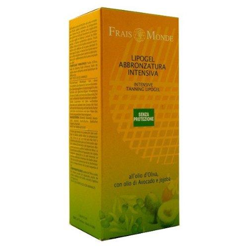 Frais Monde Intensive Tanning Lipogel Gel Après Bronzage 150 ml