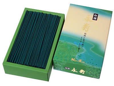 Nippon Kodo 22062Eiju sándalo Blanco Incienso Verde 17x 10x 4cm