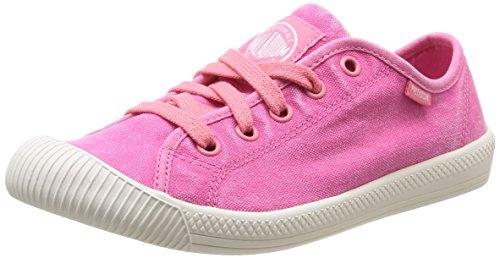 Palladium Uslex, Baskets mode femme Rose (429 Pink Lemonade/Marshmallow)