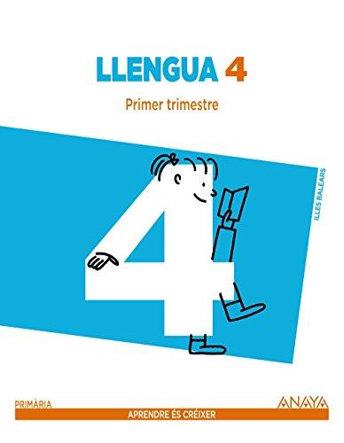 Llengua 4. (Aprendre és créixer) - 9788467879858 por Francisca Aina Caldentey Frontera