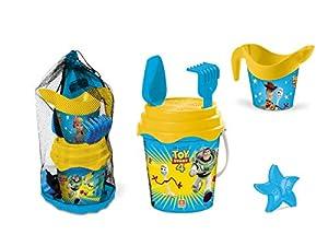 Mondo-28560 Toy Story - Mochila de Playa, Color Verde, 28560