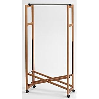 Arredamenti Italia Garderobe GIULIUS, Holz - Klappbar - Farbe: Kirsche Holz AR-It il Cuore del Legno