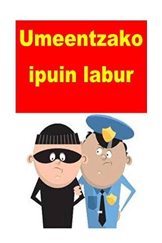 Umeentzako ipuin labur (Basque Edition)