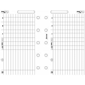 filofax Kalender Einlage 2020 Mini 67 x 105 mm Jahresplaner 68145
