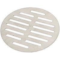 Sourcingmap rotondo in acciaio inox per lavandino, ø 12,70 cm (5
