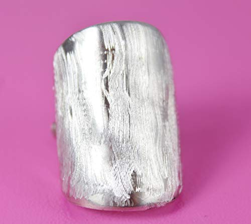 Besteckschmuck, Besteck Schmuck Ring, ca. 59 (18,8) Besteck Löffelring