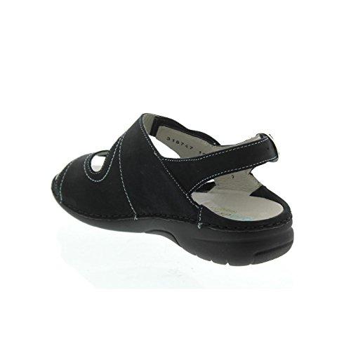 Ranger Gunna 204018 191 194 Sandalo Comfort Donna Blu (notte)