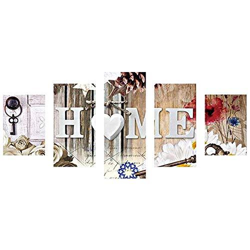 DIY 5D Diamant Malerei,BaZhaHei 2019 Special Shaped Teilbohrer Stickerei Bilder Kunst Handwerk für Home Wall Decor Diamant Stickerei Full Drill Abend DIY Diamond Painting Dekoration