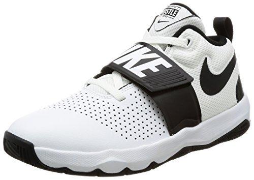 Nike 8gsScarpe Hustle Basket Bambino Da Team D OTkuZiPX