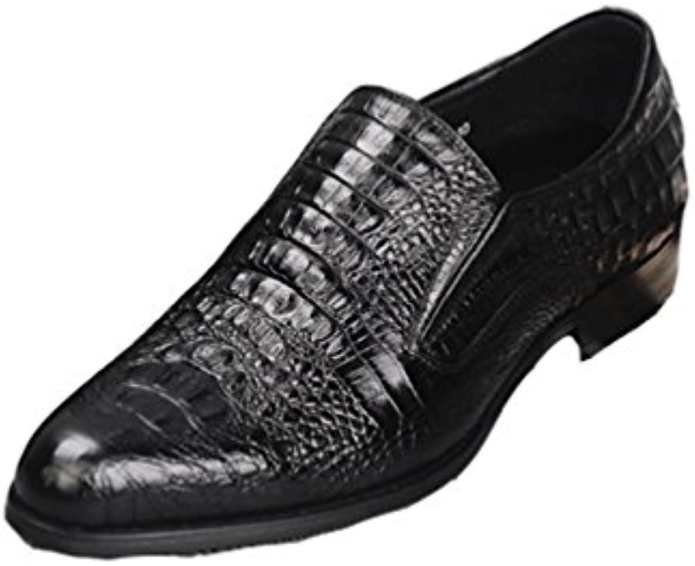 Oxford Hombres Spring Ocio Negocios Transpirable Moda Banquete Boda Exterior Zapatos De Cuero