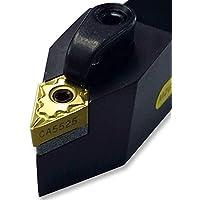 Maifix MDPNN Portaherramientas de torneado externo 16 mm 20 mm Vástago Insertos de carburo sólido Cortador Herramientas de corte de torno CNC