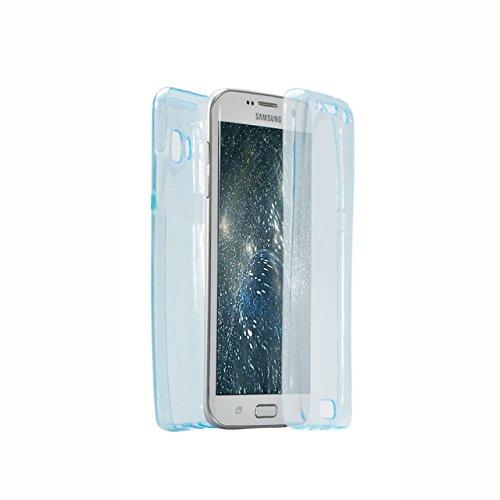 Samsung Galaxy S6 Edge Plus Caso, Samsung Galaxy S6 Edge Plus Cover, Bonice Ultra Sottile PC Hard Back Antiurto Shock-Absorption Durable Case Love + 1x Protezione Dello Schermo Screen Protector full body - 02