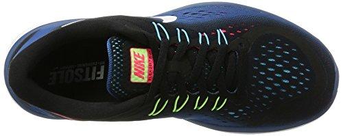 Nike Women's Nike Free Rn Sense Running Shoe, Chaussures de Fitness Femme Multicolore (004 Negro B C O)